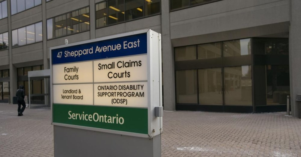 Brampton Small Claims Court